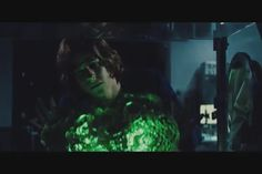 Batman v Superman Dawn of Justice Jesse Eisenberg as Lex Luthor with Kryptonite!