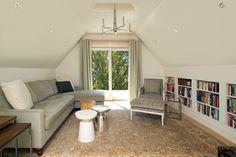Attic Renovation - contemporary - family room - toronto - by Arnal Photography