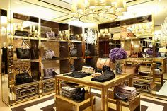 tory burch flagship store photos - Google Search