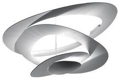 Plafonnier Pirce LED / Ø 97 cm Blanc - Artemide