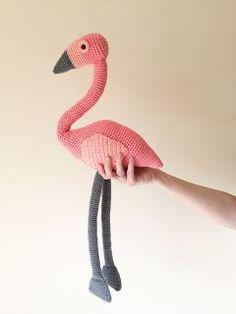 Annaboo's house: Flamingo