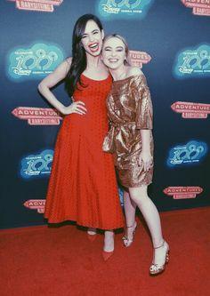 Adventures In Babysitting, Sofia Carson, My Boo, Disney Stars, Sabrina Carpenter, Disney Movies, Actors, Formal Dresses, Girls