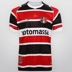 Camisa Penalty Santa Cruz I 2014 n° 10 - c  Patrocínio - Vermelho+ 918e00370a4f3
