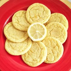 Homemade Lemon Sugar Cookies 2 Dozen Lemon by GoldenSageHomeMade