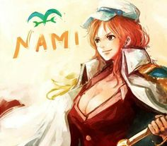 Discovered by Naho. Find images and videos about art, anime and picture on We Heart It - the app to get lost in what you love. Sabo One Piece, One Piece Nami, Zoro, Manga Anime, Nami Swan, The Pirate King, One Piece Pictures, One Piece Fanart, 0ne Piece