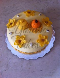 Oshun cakes