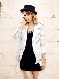 Taylor Swift Lucky Magazine Photoshoot