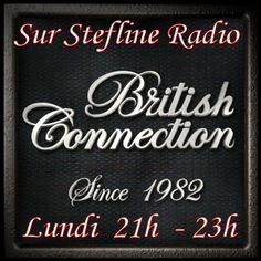 """Sur Stefline Radio vous retrouverez l'émission de Philippe, """"British Connection"""", l'émission rock diffusée tous les lundis à partir de 21h sur votre webradio associative du vignoble nantais... Voici la playlist N°165 qui sera diffusée ce lundi 15 février..."""