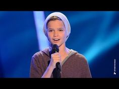 ▶ Ethan Sings Give Me Love | The Voice Kids Australia 2014 - YouTube..... lo amee <3