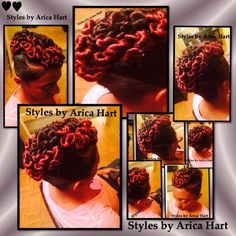 Website for Hair styles | sew ins , up dos , protective styles , stuffed twist & more black hair styles . BLOG- http://stylesbyaricahart.blogspot.com          WEBSITE- http://hairstylesbyaricahart.weebly.com