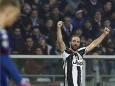 Juventus striker Gonzalo Higuain believes he has shown himself to have balls after his last Supercoppa performance. According to La  Source