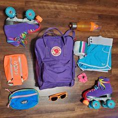 Roller Skating Rink, Roller Rink, Roller Skate Shoes, Quad Roller Skates, Skate Backpack, Skate Girl, Things That Bounce, Wheels, My Style