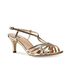 a34b17c5be4d8 Pink by Paradox London Glitter  trinity  mid kitten heel t-bar sandals