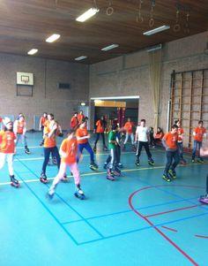 """Kinderen vinden de Kangoo Jumps super.. Quote: """"dit kan ik de hele dag doen"""" Jump2Bfit.nl"""