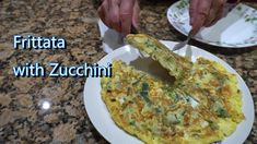 Italian Grandma Makes Frittata with Zucchini Italian Eggs, Italian Chef, Italian Dishes, Italian Recipes, Italian Foods, Italian Cooking, Zucchini Frittata, Mini Frittata, Zucchini Soup