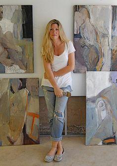 Artist Karen Darling