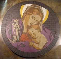Churches and religion themed projects are done with the utmost detail and consideration.