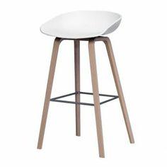 Hay - About a stool - 75cm Sitzhöhe, 86cm Stuhlhöhe (auch in schwarz)