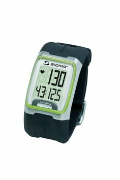 Amazon.com: Sigma PC3.11 Heart Rate Monitor (Green): Sports & Outdoors