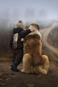 It's OK Buddy! We got each other...