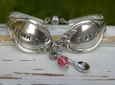 One spoon at a time spoonie spoon bracelet for chronic illness