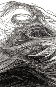The Intricate Organic Artwork of Liza Sylvestre Photo