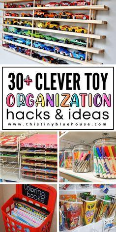Barbie Organization, Playroom Organization, Organization Hacks, Playroom Closet, Organization Station, Playroom Ideas, Pool Toy Storage, Outdoor Toy Storage, Storage Caddy