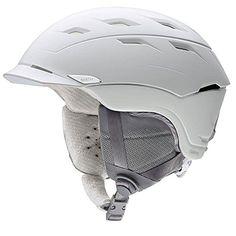 Take a look -  Smith Optics Womens Adult Valence Snow Sports Helmet
