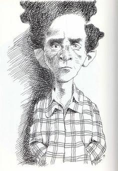 Tullio Pericoli Ludwig Wittgenstein