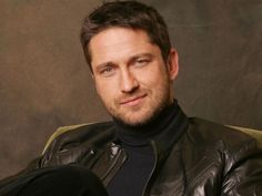 Gerard Butler...need I say more?
