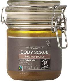 Urtekram Brown Sugar Body Scrub (Fair Trade)