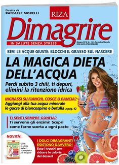 La dieta per la donna dopo i 40 anni - Riza.it Weight Loss Meals, Fitness, Beauty, Diets, Pine, Beauty Illustration