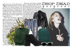 DROP DEAD by mrfieryphoenix on Polyvore