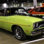 MCACN 2013 chicago plymouth road runner 1970 convertible 150x150 photo