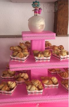 Stand cupcake  Lol Surprise Cake And Cupcake Stand, Lol, Trays, Organize, Tutorials, Party, Ideas, Decor, Decoration