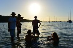 Boat, Friends Sunset Beach Aperitif Horizon Sand #boat, #friends, #sunset, #beach, #aperitif, #horizon, #sand