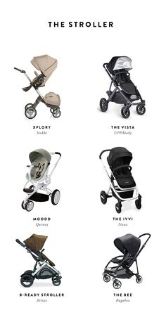 Creating a Smart Baby Registry - strollers | The Fresh Exchange