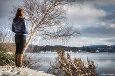 Observation du lac des Settons dans le #morvan ! ©Manu Foucherot