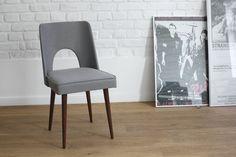 Krzesło z Bydgoskich Fabryk Mebli wiedzie od pewnego czasu szczęśliwe nowe życie w Warszawie #hogofogo