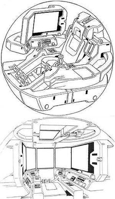 Control inspiration needed - Battletech Pod | Flight Sim Pit Builders | SimHQ Forums