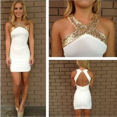 Charming Prom Dress,Beading Prom Dress,Sheath Prom Dress,Halter Prom