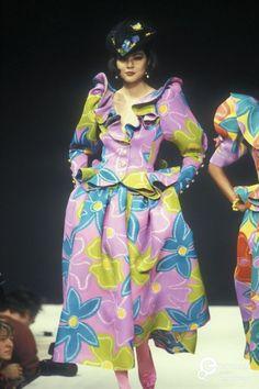 Emanuel Ungaro, Spring-Summer 1992, Couture