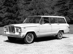 Jeep Wagoneer 4-door '1963–64
