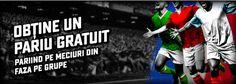 Articole Promoţii pe PariuriX.com: BetStars oferă clienților care pariază pe faza grupelor la Euro 2016 un pariu gratuit de 10$/£/€!