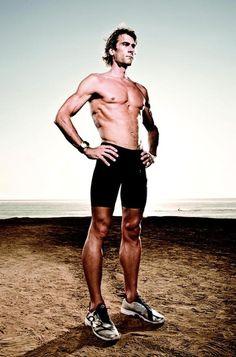 """Roll On"" - Rich Roll w/ Cllctv    http://www.cllctv.com/2012/06/28/rich-roll-vegan-athlete-finding-ultra-roll-on/#"