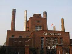 Guinness Brauerei im Irland Reiseführer http://www.abenteurer.net/1903-irland-reisefuehrer/
