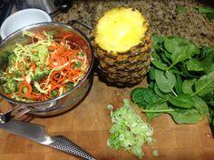 Barbell Shrugged Pot Noodle