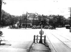Old photo of O'Bryonville. Very cool.
