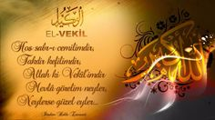 """Fatih SULTAN MEHMED﷽ Twitter'da: """"""""Hoş sabr-ı cemilimdir, Takdir kefilimdir…"""