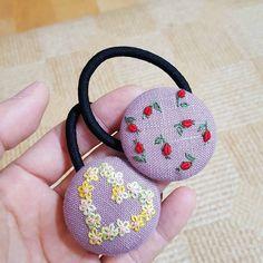 #embroidery #프랑스자수 #handmade #gachi